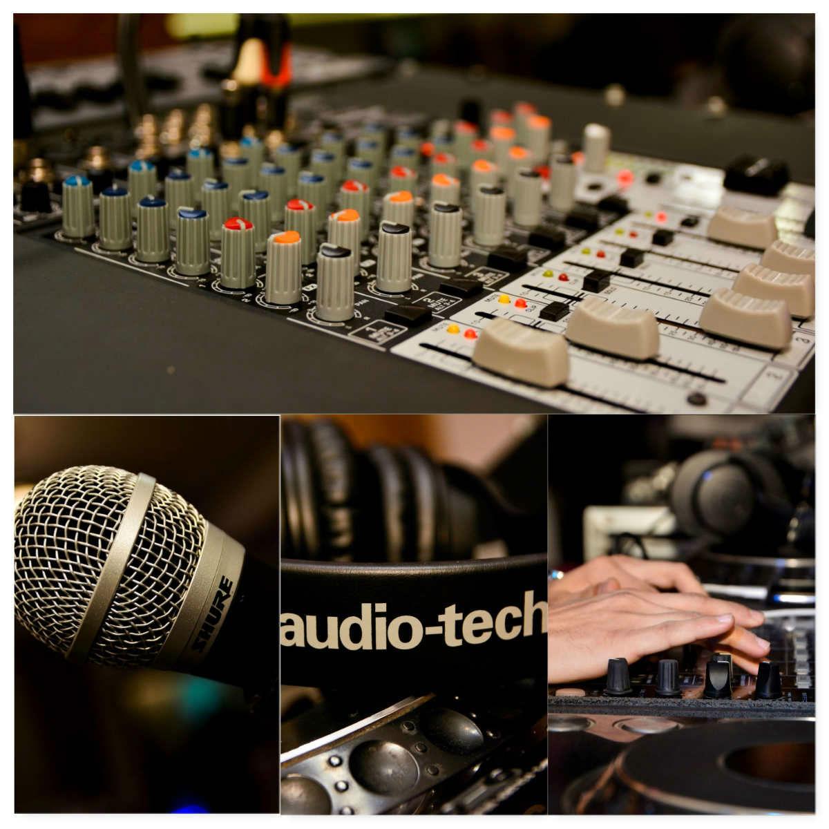 Echipamente profesionale pentru Sonorizari, Nunti, Botezi, Majorate, Petrecerii - Party Studio Events