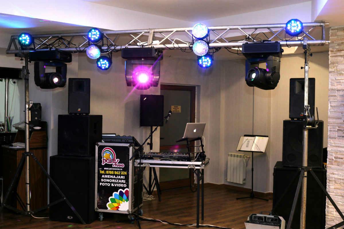 Linie Standard Sonorizare Botez, Oferta, Pret Rezonabil - Party Studio Events